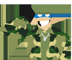 Buddy - Ένοπλες Δυνάμεις